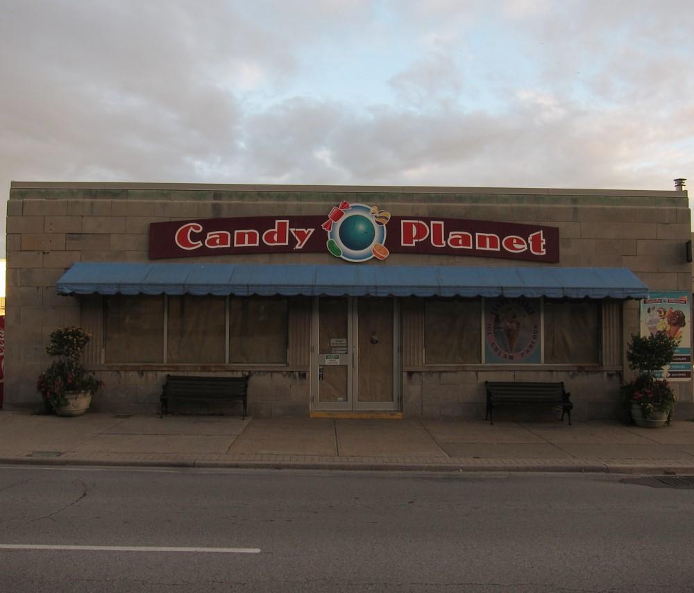 Candy Planet shop