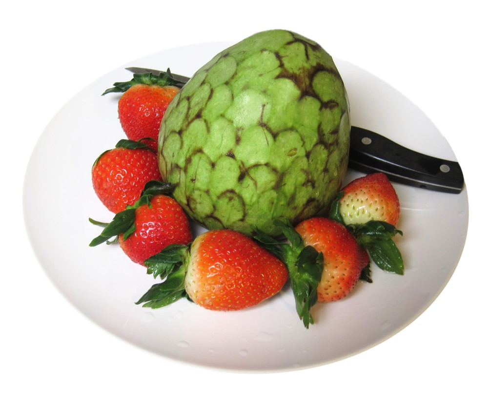 Thumbnail image for Fruit Party: Cherimoya